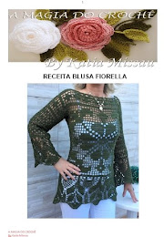 Receita Blusa Fiorella