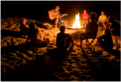 camping campfire and best friend The best meetings are around campfires campgrounds are the  many  campgrounds also welcome man's best friend to join in the adventure michigan's  103.