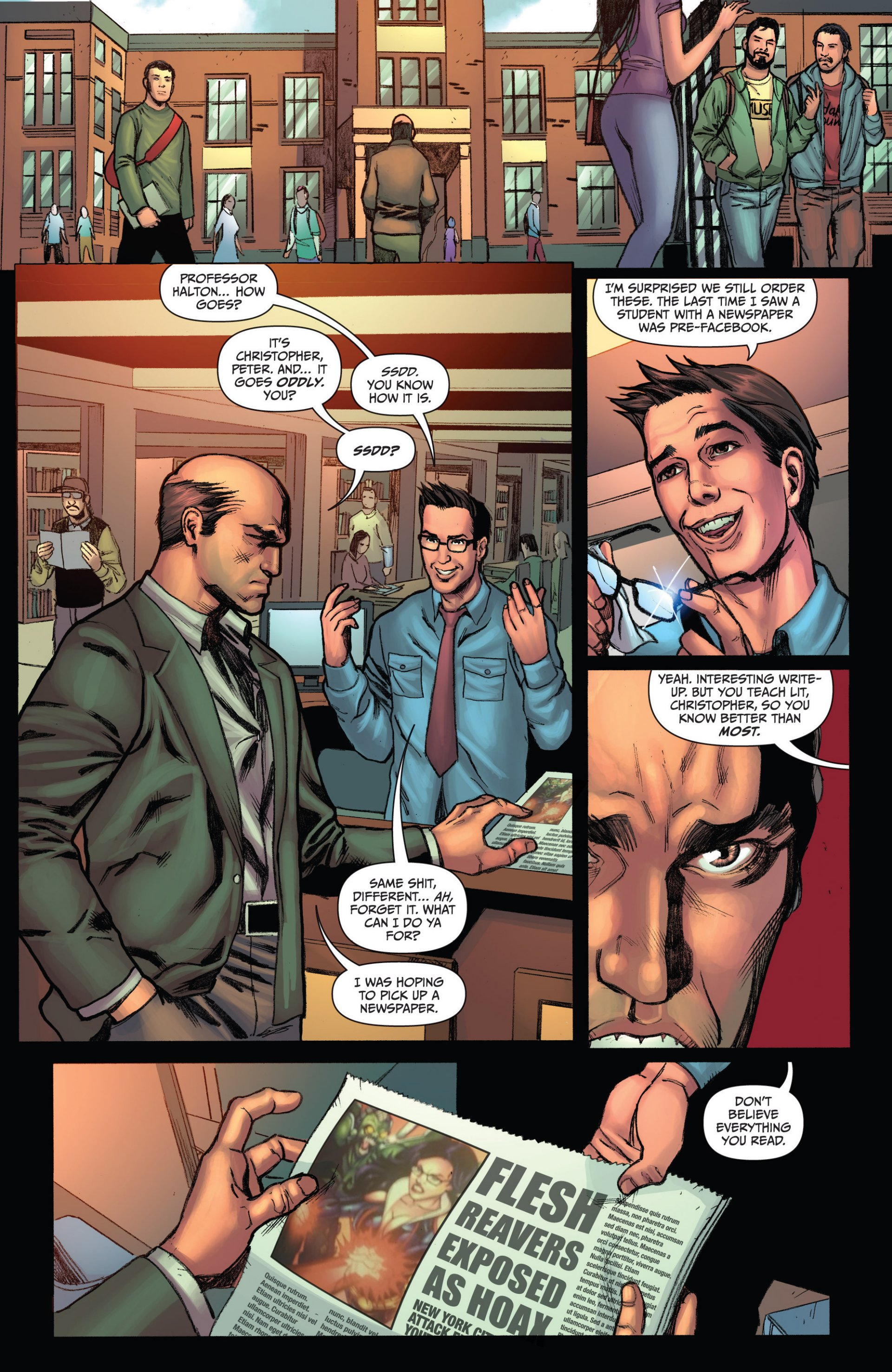 Grimm Fairy Tales (2005) Issue #98 #101 - English 6