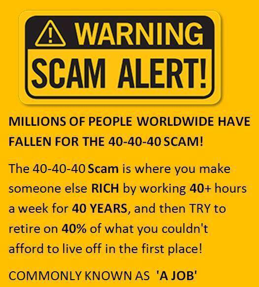 Scam Alert