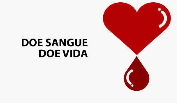 Dê Sangue.