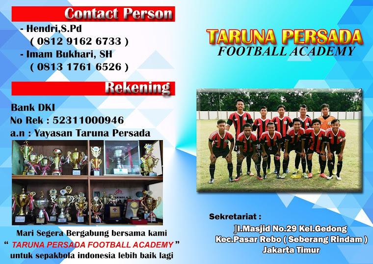 TARUNA PERSADA FOOTBALL ACADEMY