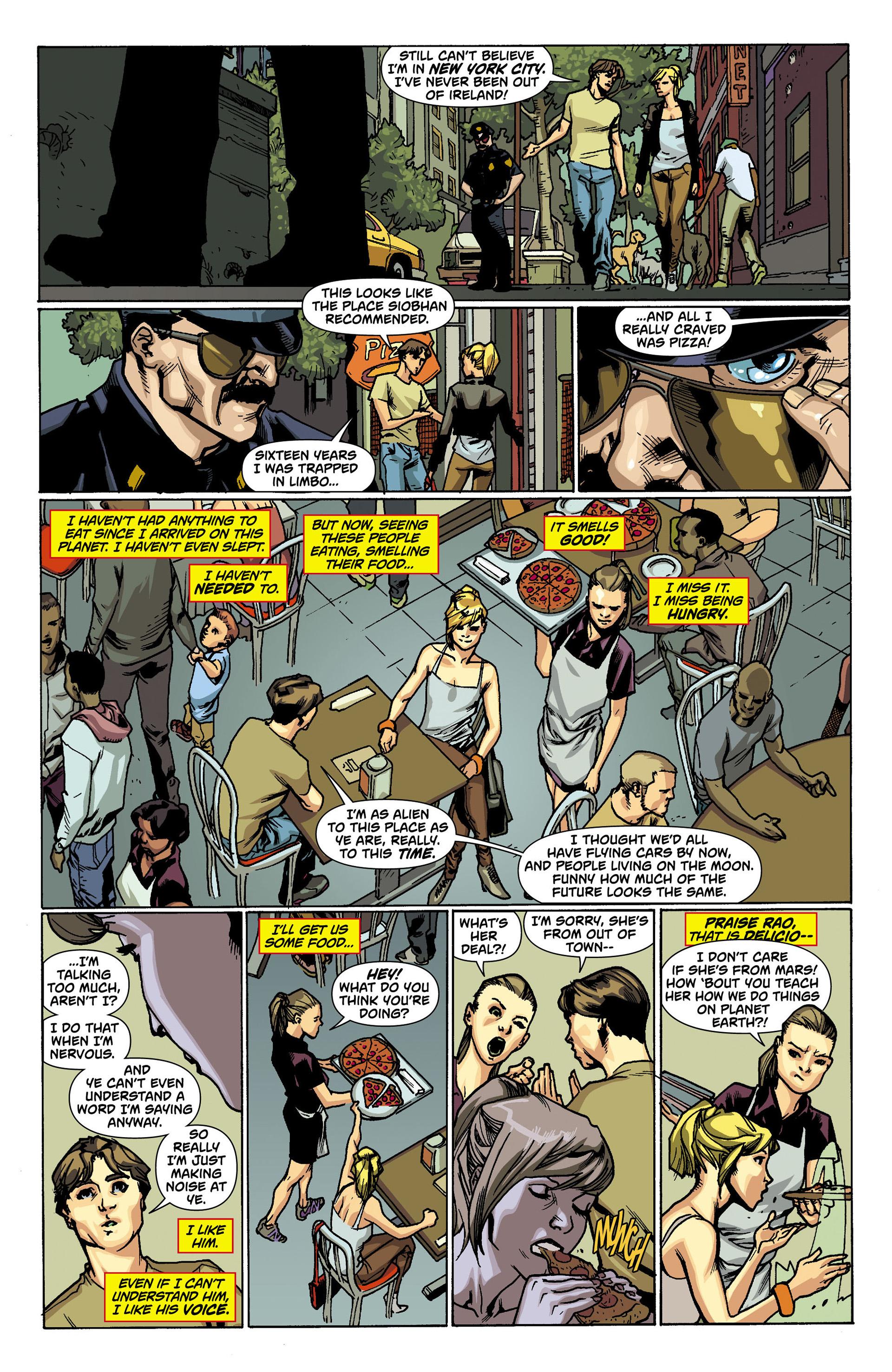 Supergirl (2011) Issue #11 #13 - English 7
