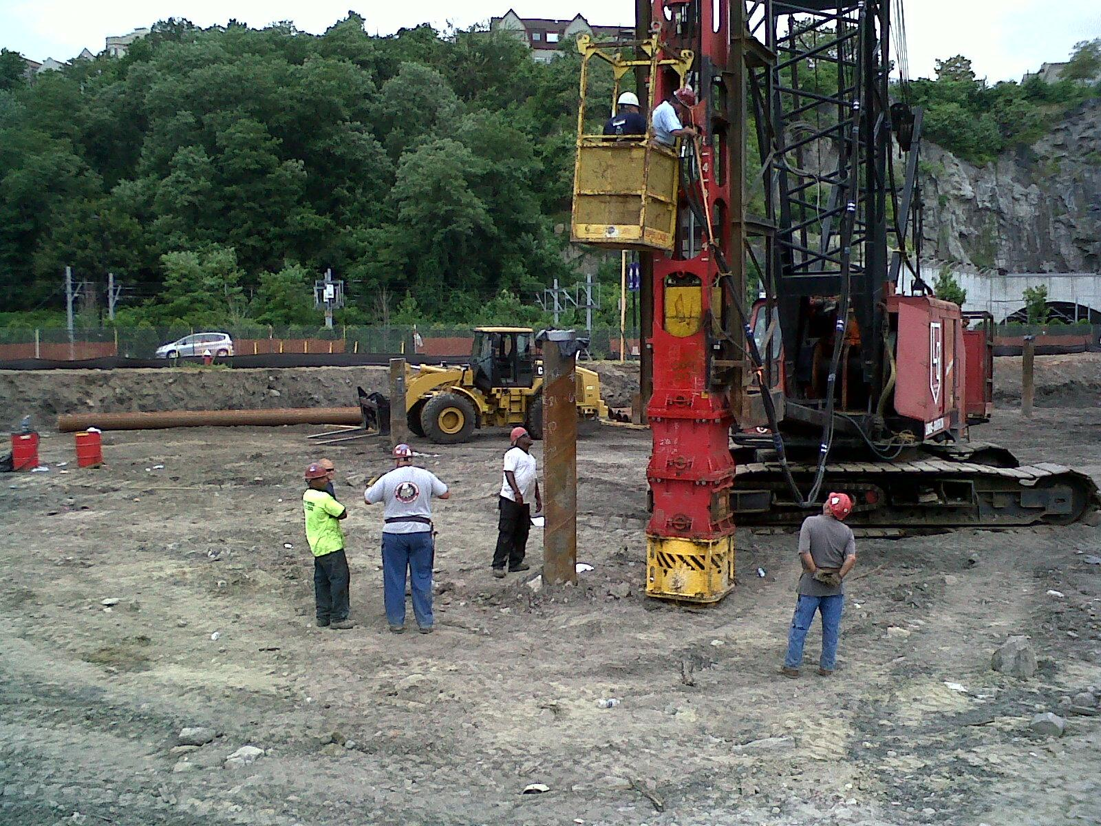 fs supply co  f s supply hydraulic technicians at work