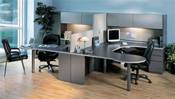 Modular Multi User Workstations