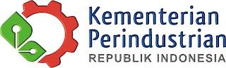 Vector Logo atau lambang Baru Kementerian Perindustrian RI