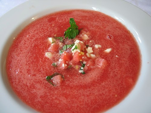 watermelon gazpacho recipe from NurtiBullet