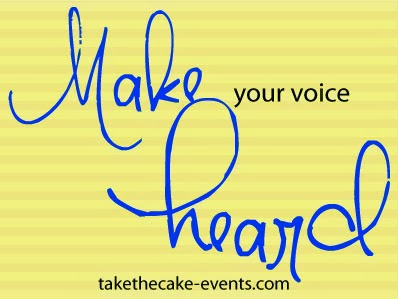 Tips to make your voice heard when wedding planning with a strong personality // Take the Cake Event Planning