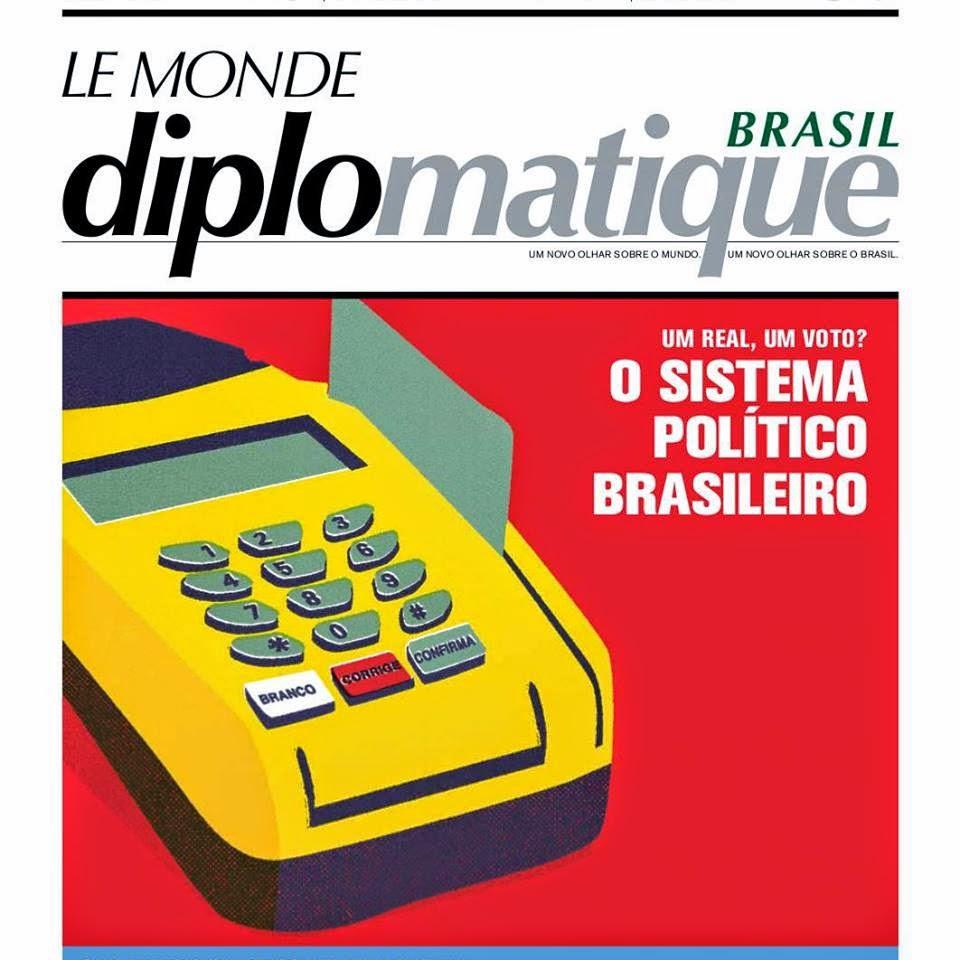 LE MONDE DIPLOMATIQUE BRASIL - EDIÇÃO DE OUTUBRO