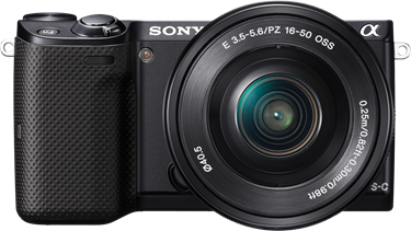Sony Alpha NEX-5T Camera User's Manual