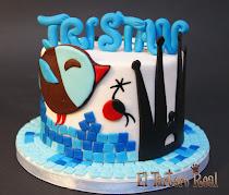 Respondiendo al cuestionario Ultratremens y la tarta para Tristán