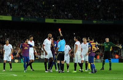 Barcelona 0 - 0 Sevilla (2)