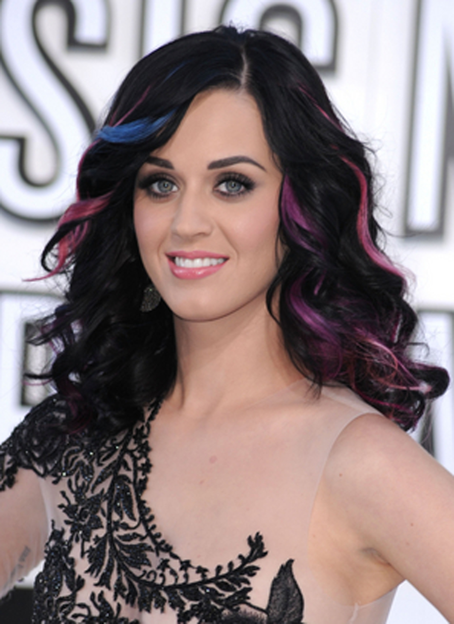 The stylista hair extensions the stylista katy perry is a multi colored goddess pmusecretfo Images
