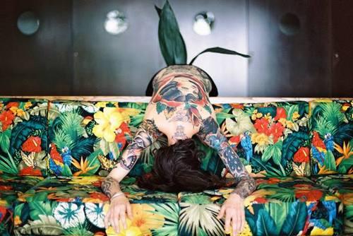 Alternativas de tatuajes de mujer
