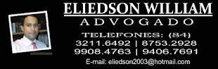Eliedson William - ADVOGADO