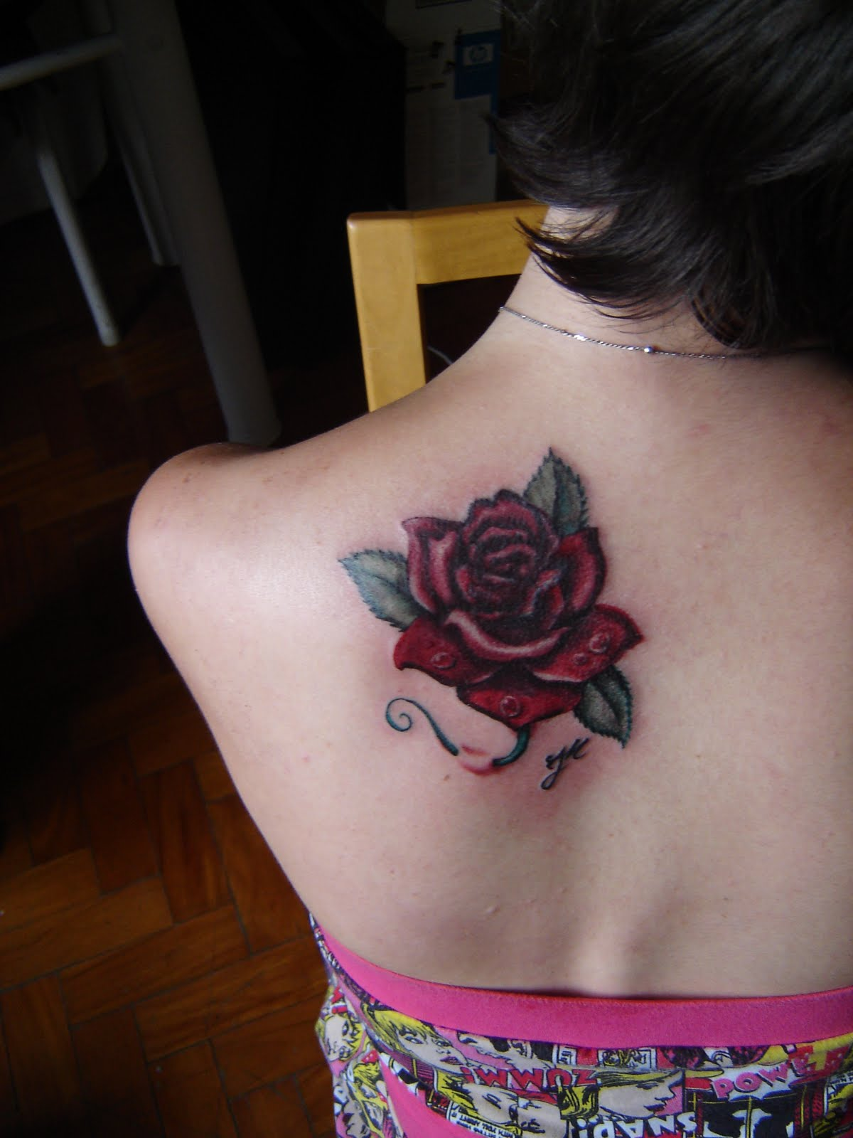 I Love Tattoos Phd