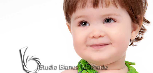 Fotografia profissional infantil