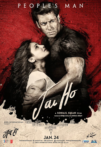 Jai Ho (2014) Movie Poster