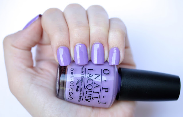 OPI Do You Lilac It nail polish swatches