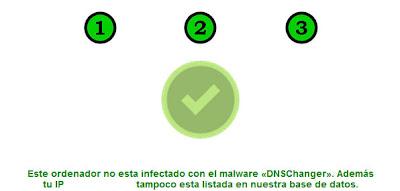 Mañana habrá un apagón de Internet a causa del virus DNSCharger. ¿Cómo saber si tu equipo NO está infectado?