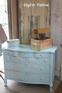 Beach Chic Dresser