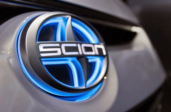 2015 Scion tC Mark