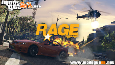 V - Rage Plugin Hook para GTA V PC