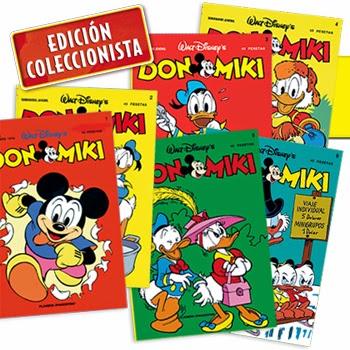Imagen Coleccionable Don Miki Editorial Planeta