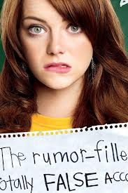 Emma Stone as Olive in Easy A