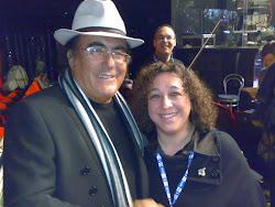 Cristina Noris e Albano
