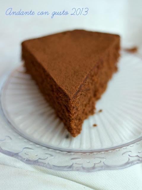 quando il ristorante trendy è solo tanta fuffa! torta al cioccolato maya.