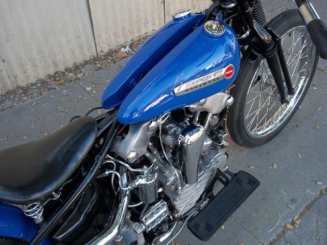 1938 Knucklehead Harley-Davidson