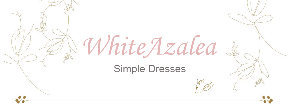 WhiteAzalea Simple Dresses