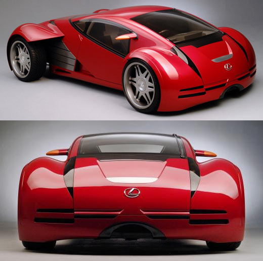 New Sports Speedicars: Custom Made Cars Pictures