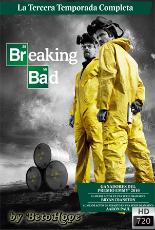Breaking Bad Temporada 3 [720p] [Latino-Ingles] [MEGA]