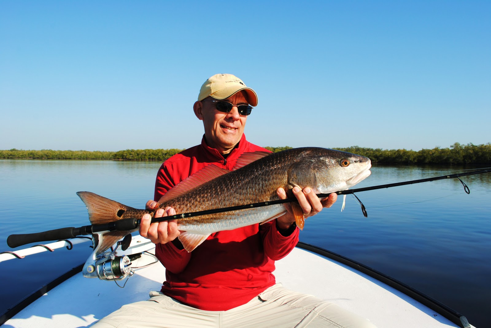 The pine island angler matlacha fishing report more for Island current fishing report