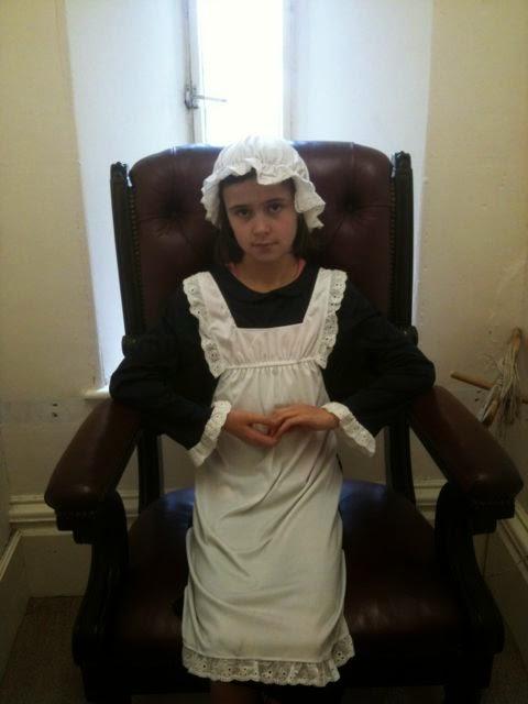 """Victorian"" maid"