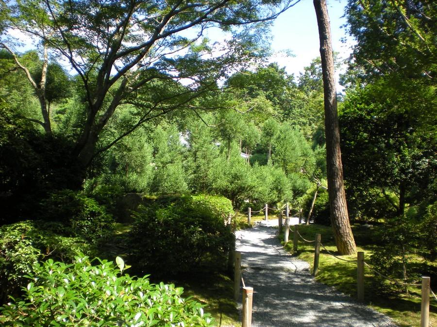 Japan in july et autres saisons kyoto le jardin sec for Jardin kyoto