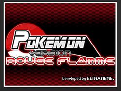 Pokemon Blaze Red