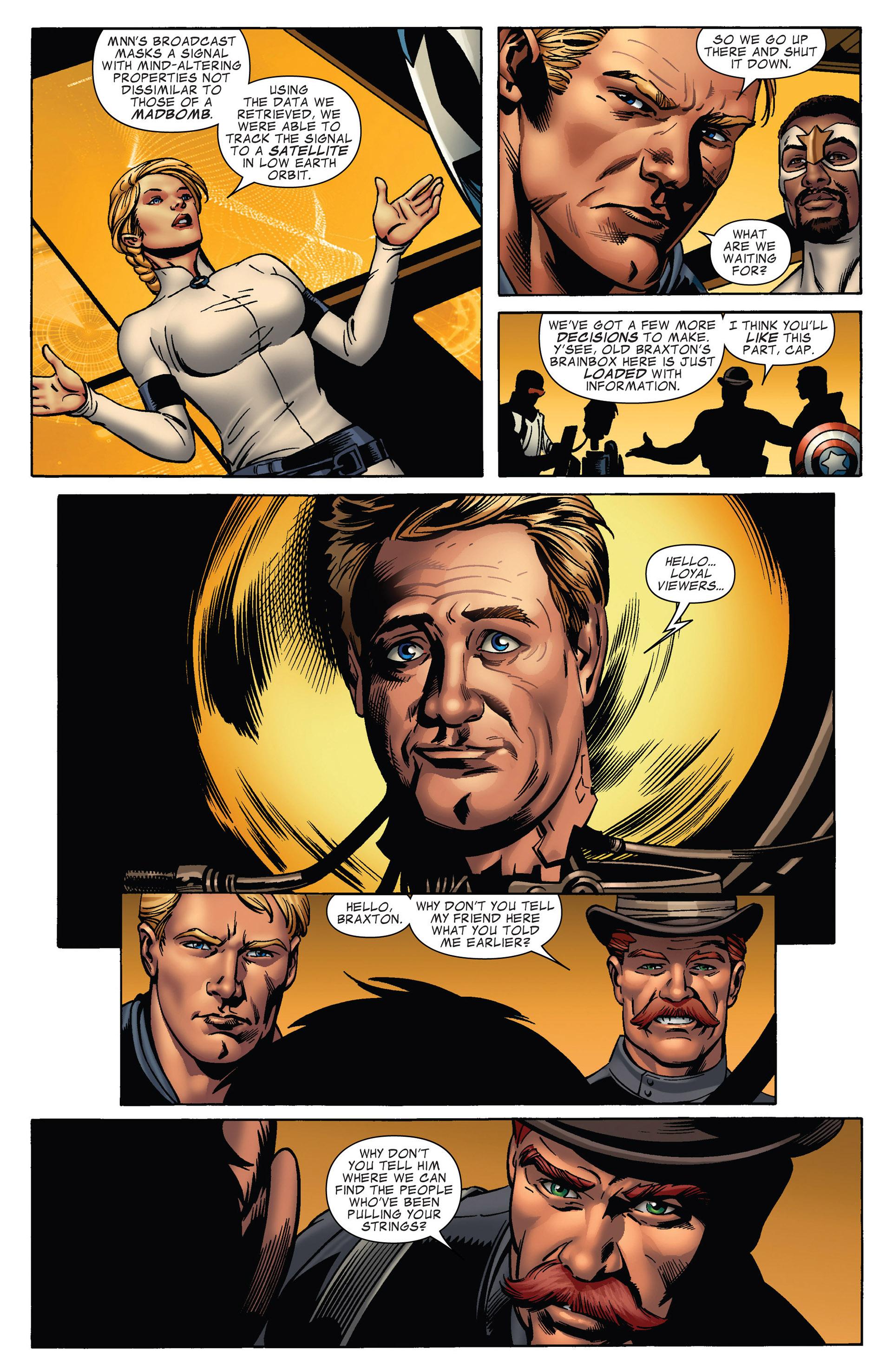 Captain America (2011) Issue #17 #17 - English 10