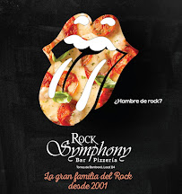 ROCK SYMPHONY .  BAR . PIZZERÍA