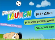 Football Launch