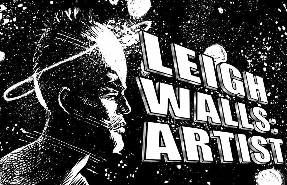 Leigh Walls: ARTIST