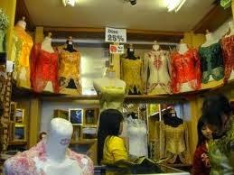 Foto Baju Batik Pasar Baru Bandung