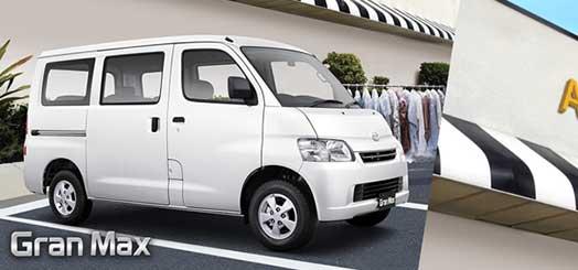 Paket Kredit & Harga OTR Daihatsu Gran Max MB Bandung