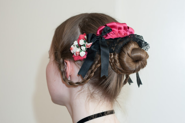 Late 1830s Hairstyle