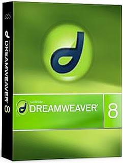دريمويفر 8 ماكروميديا, Macromedia Dreamweaver 8