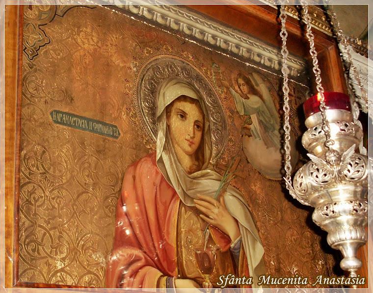 Sfânta Anastasia Vindecătoarea