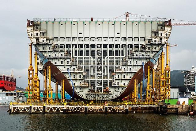 Navio cargueiro