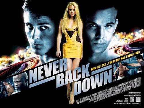 never back down full movie for free